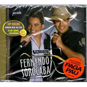 cd fernando e sorocaba vendaval - ao vivo 2009