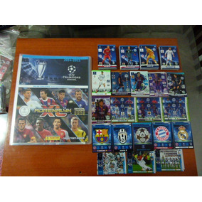 Cards Adrenalyn Champions League 2014 - 2015 Completa
