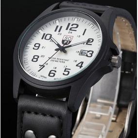 80b60f934c3 Relogio Shivas Suico Estilo Militar Masculino - Relógios De Pulso no ...