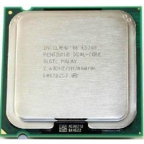 Processador Intel Pentium Dual-core 2.60ghz Socket775 Barato