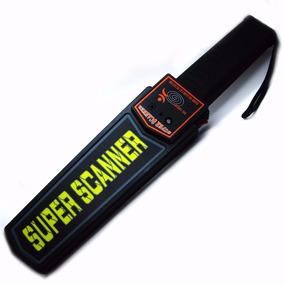 Detector Metal Profissional Super Scanner Oferta