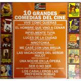 10 Grandes Comedias Del Cine 10 Dvd Para Coleccionistas