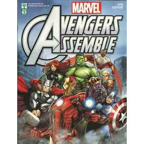 Figurinhas Do Album Avengers Assemble Abril 2015 Lote 10 Fig