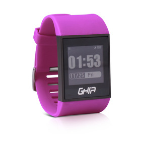 Smartwatch Vitale Ghia Bt Ios Android Waterproof Sport Touch