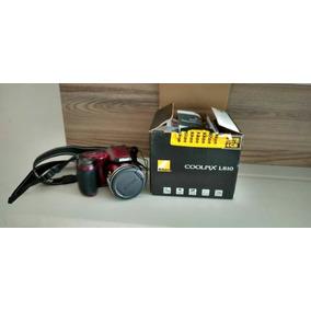 Câmera Digital Nikon, Filmadora Sony