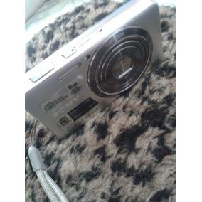 Vendo Câmera Sony Cyber-shot 16.1 Mp Negociável