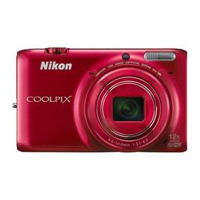 Câmera Digital Coolpix S6500