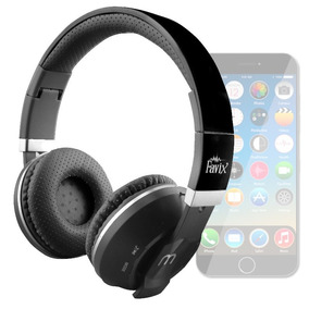 Fone Favix B09 Bluetooth Sem Fio Ouvido Sd Card Fm Mega Bass