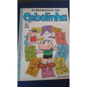 Almanaque Do Cebolinha - Nº 2 - Ed. Globo