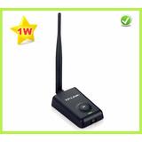 Antena Wifi Rompe Muros Clase N 150 Mbps 1000mw Tl-wn7200nd
