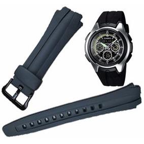 260258c0a3a Pulseira Casio Aq 160wd 1bv - Relógios De Pulso no Mercado Livre Brasil