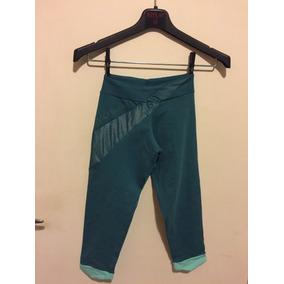 Legging Body For Sure Azul Turquesa Com Etiqueta