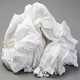 1kg Trapo Industrial De Limpieza 100% Algodón Blanco