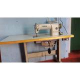 Máquina De Costurar, Retas Siruba+ Frete+brinde+garantia