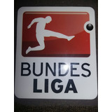 Patch Bundesliga Vermelho Alemao Bayern Borussia