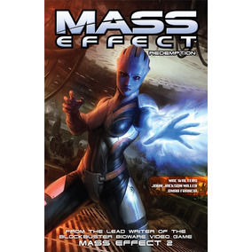 Livro Hq Mass Effect Redemption Vol 1 Original Us Import L