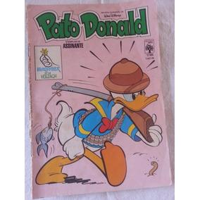 3 Gibis Pato Donald - N° 1626, 1785 E 1948