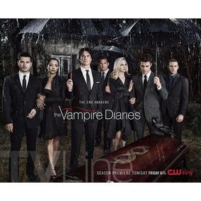 Serie The Vampires Diaries 8° Temporada Dublado