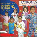 Patrones Pijama De Niños Mayte Marin