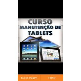 Curso Manutenção Em Tablets+ Curso Manuetnção Em Notebook