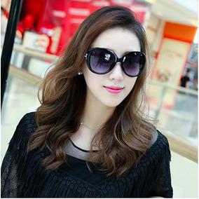 b0dd99a83b53f Óculos De Sol Feminino Lentes Grandes + Super Brinde · R  45 60