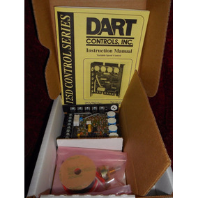 Controlador Velocidade Dart Controls 125 Dv-c-k