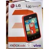 Celular Lg L30 Desbloqueado Dual Chip 3g Android, 2mp Tel...