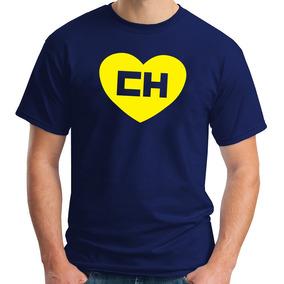 Camiseta Chapolin Colorado - Herói Série Chaves - Algodão fd4f0d1e61911