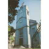 Qbd-8469- Postal Barra Do Pirai, R J- Igreja S. Benedito