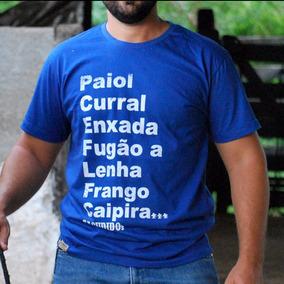 Camiseta Sacudidos Feminina - Calçados 3a71b966aca10