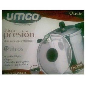 1099c66e60804 Promocioneslafamilia Ollas De Presion 13 Lit Umco Originales
