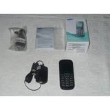 Samsung Keystone2 Gt-e1205q C/ Caja, Cargador. A Reparar