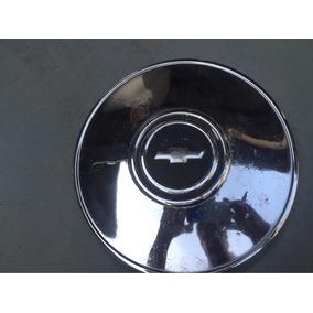 Calota Opala E Caravam Nova Original Gm Chevrolet C/ Detalhe