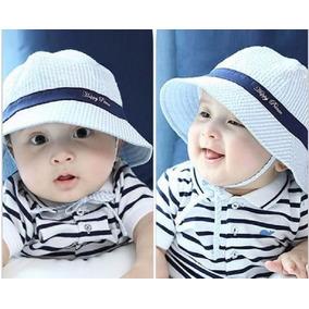 b8fa6aeff9c56 Chapéu Bebê Proteção Solar Uv Sol Protetor Bonê Praia Sunga