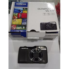 Camara Olympus Vg-170 14 Mp, 5x Zoom Hd 720p Lcd 3d (nueva)