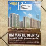 Revista Veja Rio 21/10/2015 Um Mar De Ofertas Imóveis Rj