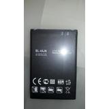 Lote 100 Pila Generica Lg Optimus Black L3 L5 C660 E510 P970