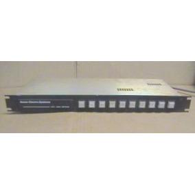 Selector De Audio Conex Electro Systems As101 Audio Switcher