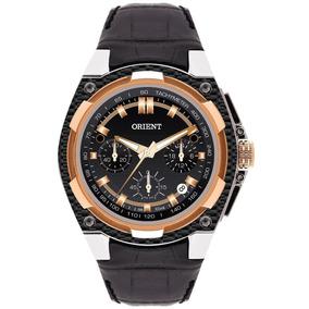 3172527ae37 Relogio Orient Pulseira De Couro - Relógios no Mercado Livre Brasil