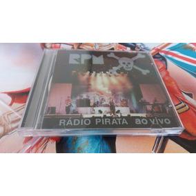 Cd Rpm - Rádio Pirata ** Semi-novo **