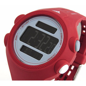 Relógio adidas Adp 3134 Masc Pulseira De Silicone Original
