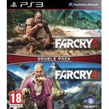 Far Cry 3 + Far Cry 4 Ps3 Digital Gcp