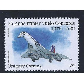 2584 - Uruguai Aviação 2001