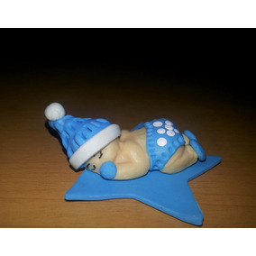50 Lembrancinhas Para Baby Chá Em Biscuit