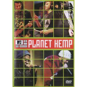 dvd planet hemp ao vivo mtv gratis
