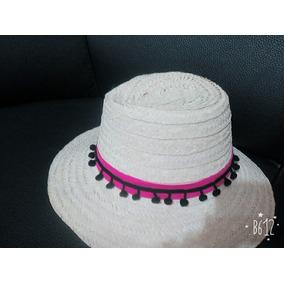 Sombreros De Paja Playeros Estilo Borsalino Veraniego a84d962db7b