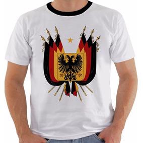 f5d50f2fb14ba Bandeira Da Alemanha Imperial - Camisetas e Blusas no Mercado Livre ...