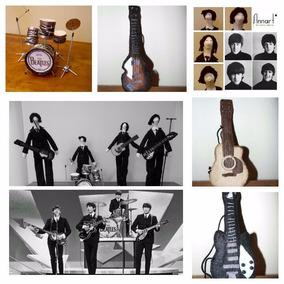 Annart Bonecas Personalizadas Feitas A Mão - The Beatles