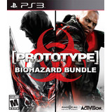 Prototype + Prototype 2 Gold Edition Ps3 Digital Español Gcp