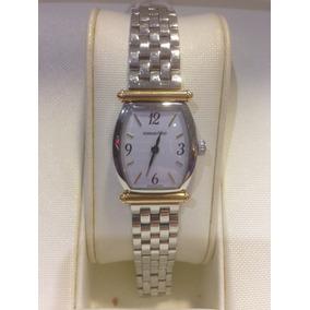 Reloj Audemars Piguet Carnegie Dama Acero Oro Quartz.